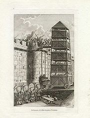 180px-Grose-Francis-Pavisors-and-Moveable-Tower-Assaulting-Castle-1812